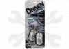 HandStands Z�v�sn� v�n� Driven - Dog Tags Black Out